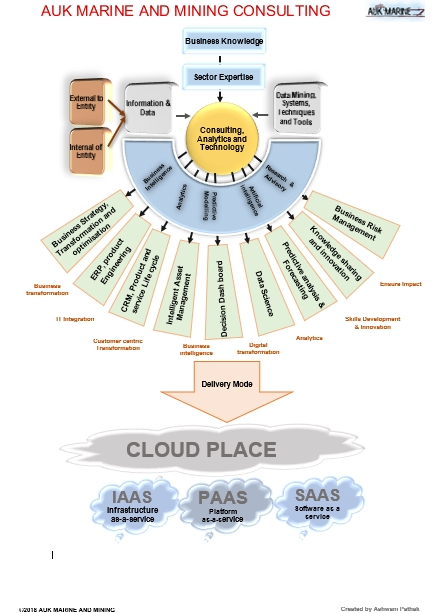 What and how we offer our intelligent business solutions